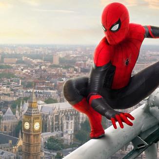 Hoje é o aniversário de Peter Parker!