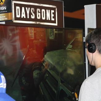BGS 2018 | Playstation leva Days Gone e outras novidades para seu estande