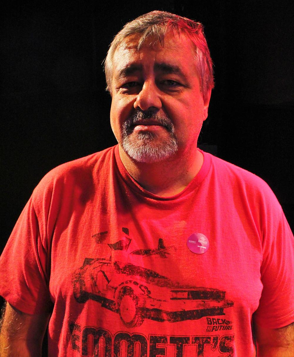 Roosevelt Garcia, do Nova Frota