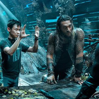 James Wan diz que Aquaman 2 terá elementos de terror