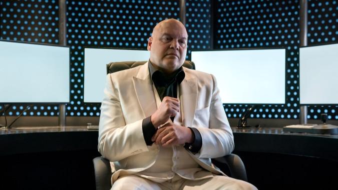 Wilson Fisk, O Rei do Crime, se estabeleceu 100% como um dos maiores vilões de todo MCU. (Imagem: Marvel / Netflix)