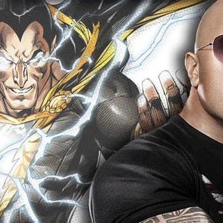 Shazam terá conexões com filme do Adão Negro