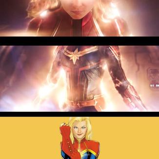 Easter eggs e referências do primeiro trailer de Capitã Marvel