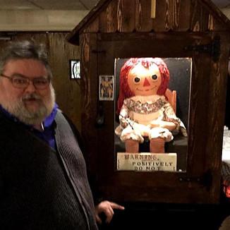 McKinnell neto dos Warren é confirmado para a Horror Expo Live 2020