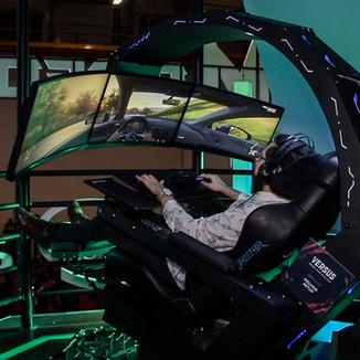 BGS 2019 | Acer coloca seu poder máximo em cadeira gamer dos sonhos