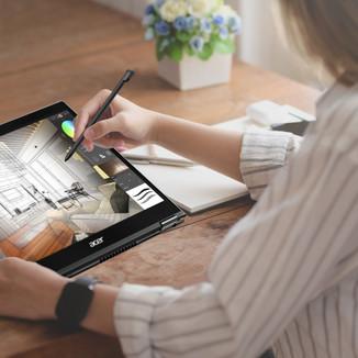 Acer revela novos notebooks de sua linha premium