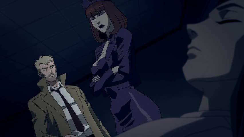 Com uma versão bem fiel a sua contraparte dos quadrinhos, a Enfermeira Pesadelo mostra que o estúdio irá explorar o máximo de personagens possíveis no universo expandido (Imagem: DC/Warner/Reprodução)