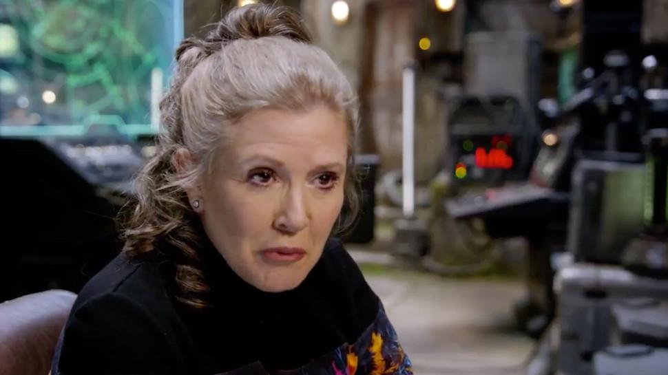Como Leia aparecerá em Star Wars Episódio IX?
