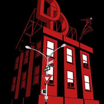 Marvel: Demolidor - Nova arte promocional da temporada 3 é revelada