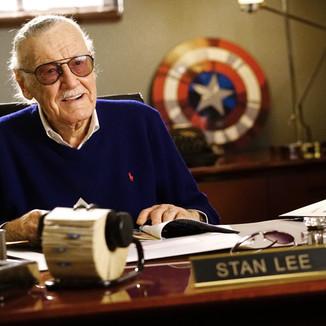 A lenda Stan Lee, criador da Marvel Comics acaba de falecer aos 95 anos