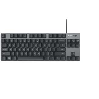 Logitech anuncia seu novo teclado K835 TKL com switches mecânicos no Brasil