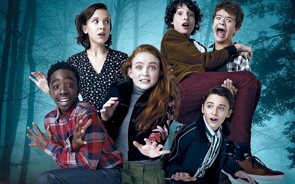 Stranger Things: quarta temporara está prevista para retomar provisoriamente a produção em setembro (Foto: Netflix / Divulgação)
