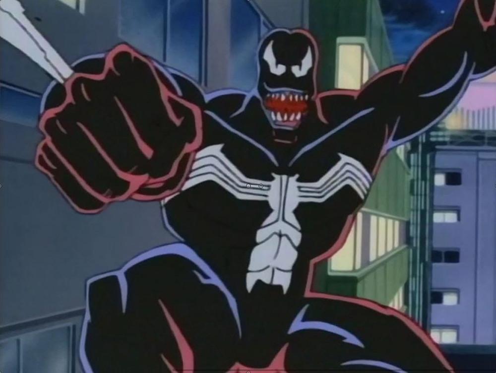 Considerado o mais fiel às HQs, a série animada do Homem-Aranha nos anos 90 não tinha como deixar de lado um vilão tão importante quanto Venom