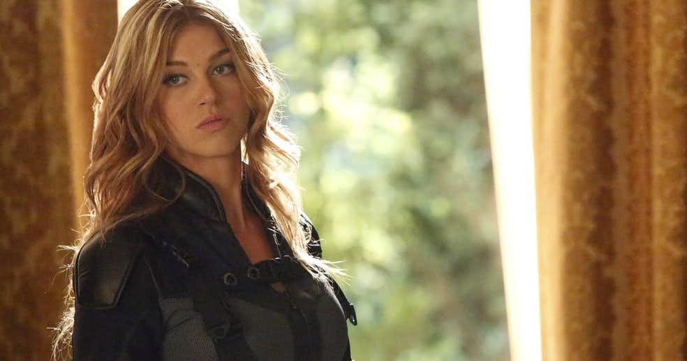 A agente Bobbi Morse, interpretada por Adrianne Palicki, fez sucesso em Agents of SHIELD. (Imagem: Marvel/ABC)