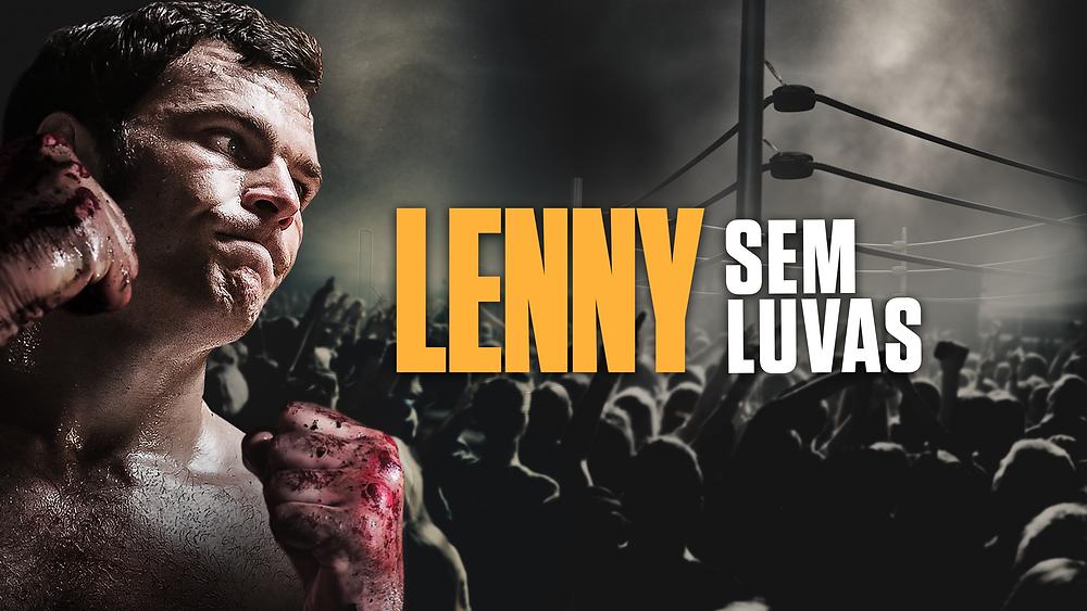 Biografia de boxeador e ator inglês Lenny McLean, traz Josh Helman e John Hurt, em seu último papel no cinema (Foto: California Filmes / Divulgação)