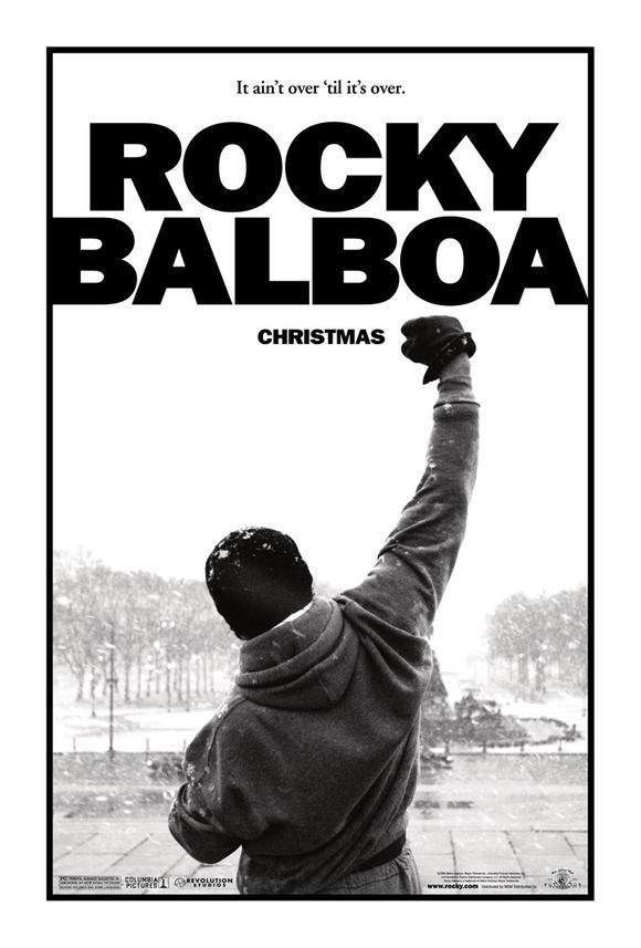 Rocky Balboa - pôster do filme