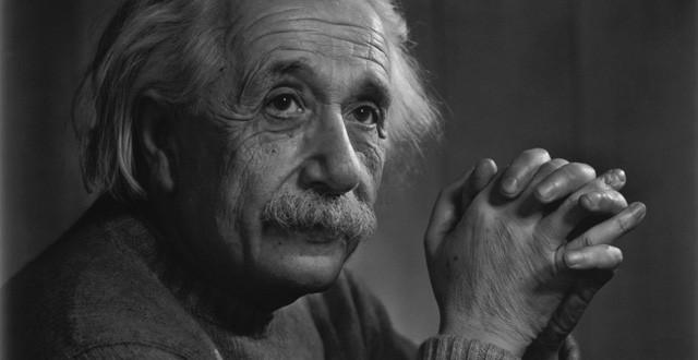 O físico Albert Einstein tinha Síndrome de Asperger