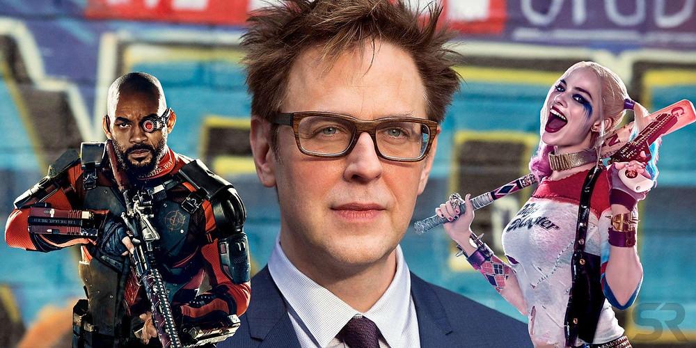James Gunn pode dirigir Esquadrão Suicida 2, entenda