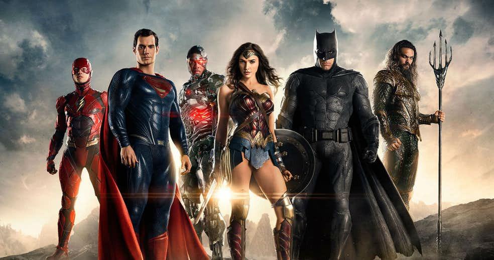 Zack Snyder planejou um arco de 5 filmes para o DCEU. (Imagem: Warner Bros/divulgação)
