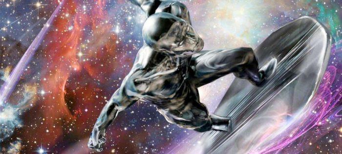Agora que a Marvel comprou os direitos dos filmes da FOX, será que finalmente teremos o retorno do Surfista Prateado às telonas?