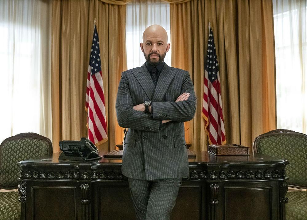 A genialidade de Lex Luthor é o ponto de salvação da série nesta quinta temporada (Foto: The CW / Divulgação)