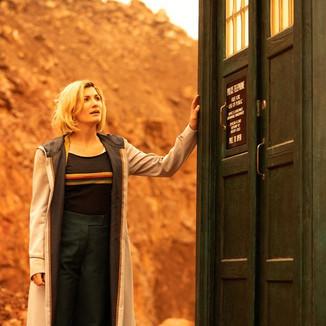Neil Gaiman quer escrever um episódio de Doctor Who para 13ª Doutora