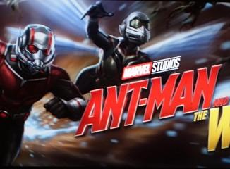 O filme Homem-Formiga e Vespa está passando por refilmagens