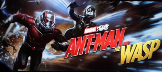 Homem-Formiga e Vespa está passando por refilmagens a menos de 100 dias do seu lançamento. (Imagem: Marvel Studios/Divulgação)