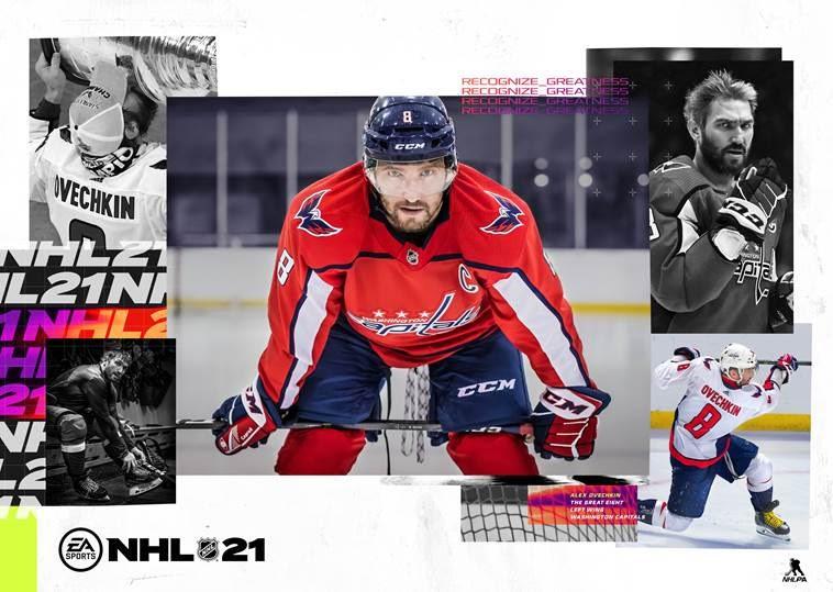 NHL® 21 chegará ao PlayStation®4 e Xbox One e fãs de longa data terão direito a bônus de veteranos (Foto: Electronic Arts / Divulgação)