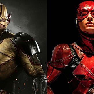 The Flash: Flash Reverso não será o vilão principal do filme