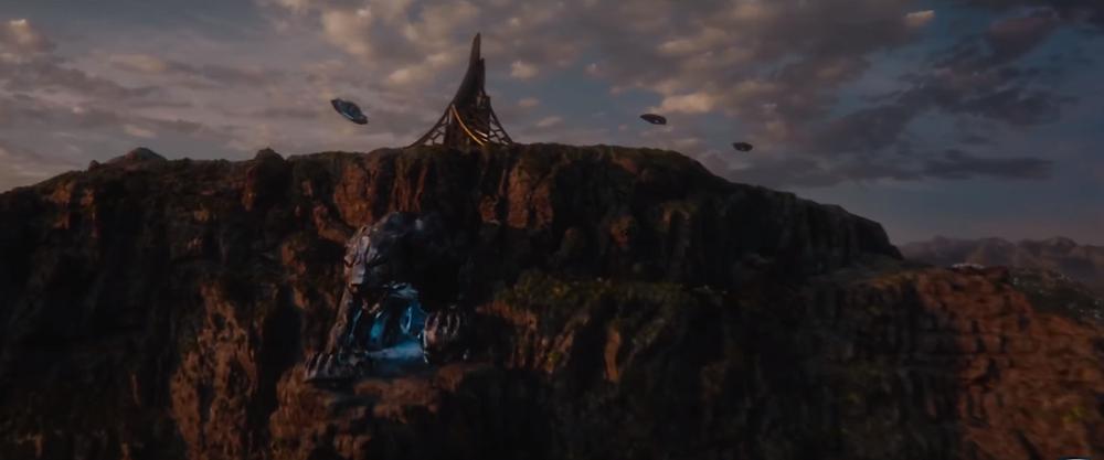 Wakanda, o local com maior tecnologia no Planeta Terra (Imagem: Marvel/Divulgação)