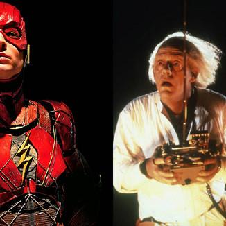 "The Flash: Grant Morrison diz que roteiro era como ""De volta para o futuro"""