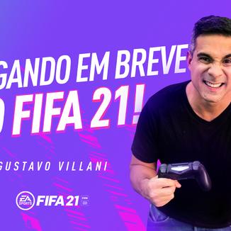 Gustavo Villani será o novo narrador do FIFA 21