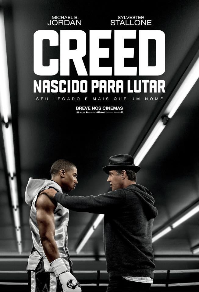 Creed - pôster do filme