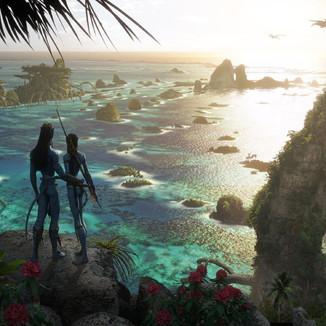 Nova imagem do set de Avatar 2 mostra equipe retomando as gravações