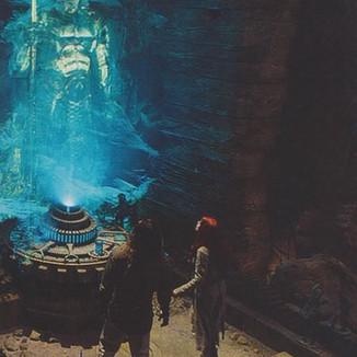 Nova foto de Aquaman mostra o Rei Atlan
