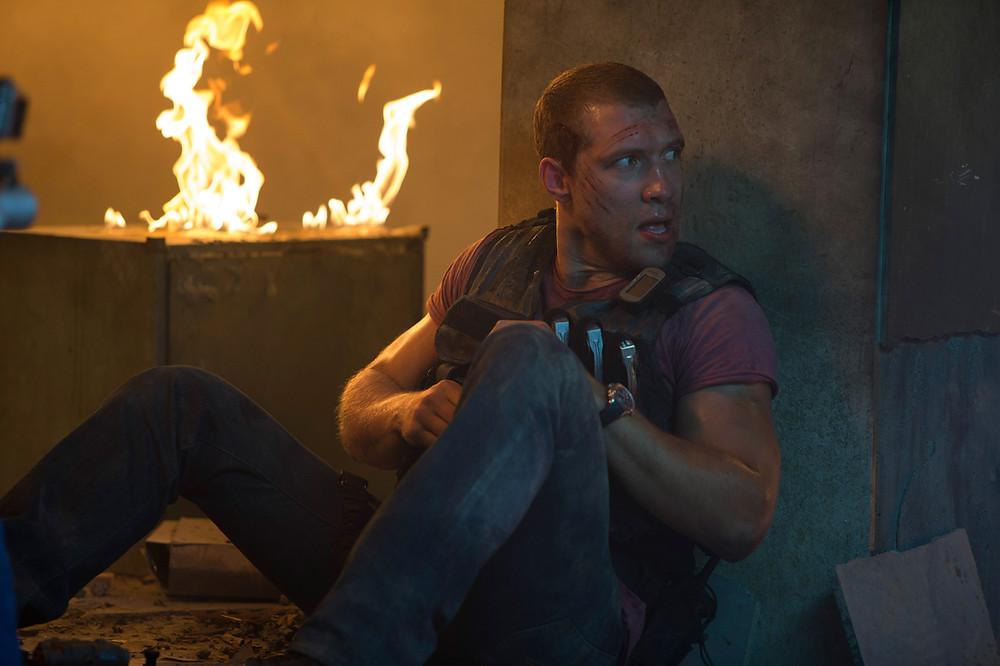 Jai Cousrtney é Jack McClane, o filho espião da CIA de John McClane