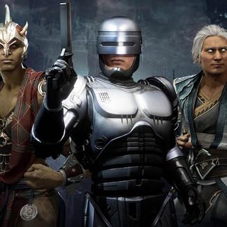 RoboCop é anunciado como lutador em Mortal Kombat 11 e a volta de Friendships