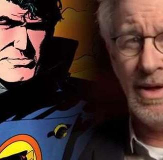 """Steven Spielberg vai dirigir """"Falcão Negro"""" filme baseado nas HQs da DC"""