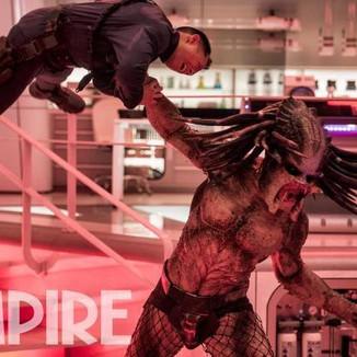 """Trailer de """"O Predador"""" é divulgado"""