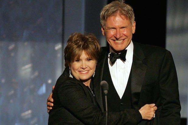 Carrie Fisher e Harrison Ford tiveram um caso durante as filmagens do primeiro filme de Star Wars. (Imagem: Disney/Lucas Films/Divulgação)