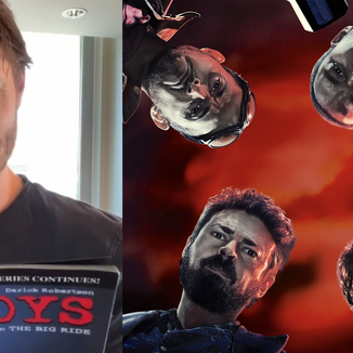 "The Boys: Jensen Ackles de ""Supernatural"" entra na terceira temporada"