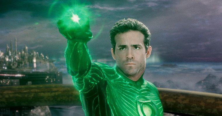 Rob Liefeld, criador de Deadpool, quer ver Ryan Reynolds como Lanterna Verde novamente antes de Deadpool 3 (Foto: Warner Bros. Pictures / Divulgação)
