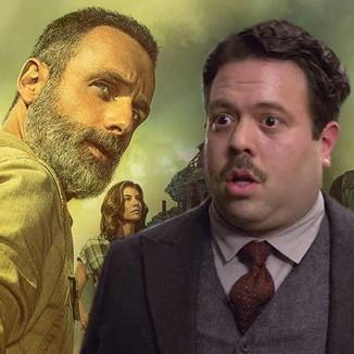 Dan Fogler, de Animais Fantásticos e Onde habitam, entra no elenco de The Walking Dead