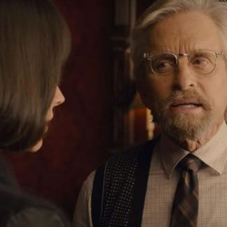 Michael Douglas quer um filme prequel de Hank Pym, o primeiro Homem-Formiga