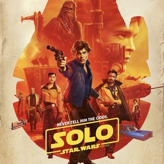 """Poster em IMAX de """"Solo: Uma história Star Wars"""" é divulgado por Ron Howard"""