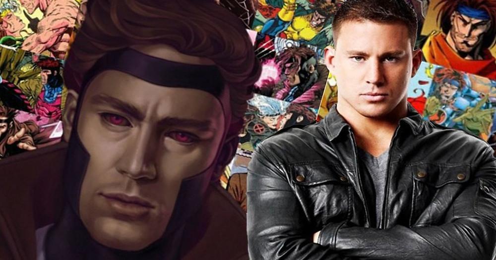 Depois de muitos adiamentos, o filme Gambit, com Channing Tatum, foi oficialmente cancelado (Foto: Internet / Reprodução)