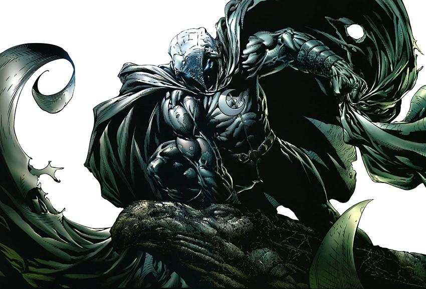 O personagem Cavaleiro da Lua pode finalmente fazer sua estreia no MCU. (Imagem: Marvel Comics / Divulgação)