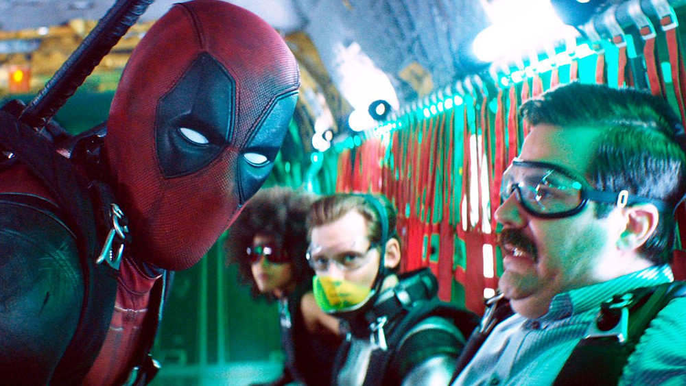 A cena pós-créditos de Deadpool 2 deixou os fãs atentos na criação de teorias. (Imagem: Fox/divulgação)