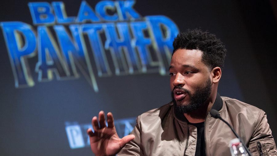 """Ryan Coogler, dirigiu os filmes """"Creed: Nascido para lutar"""" e """"Pantera Negra"""""""
